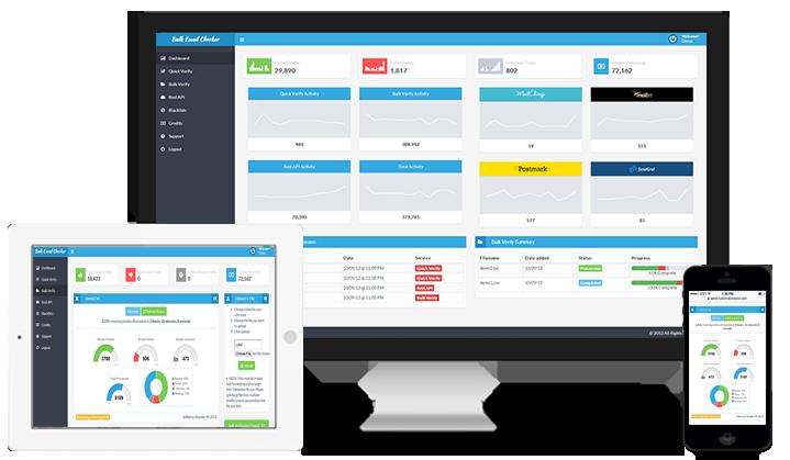 Online Bulk Email Validator,Verifier Tool   Bulk Email Checker